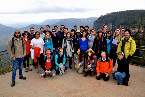 Ecosystems group photo, Cultural Connexions