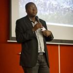 Noel Zihabamwe from Rwanda
