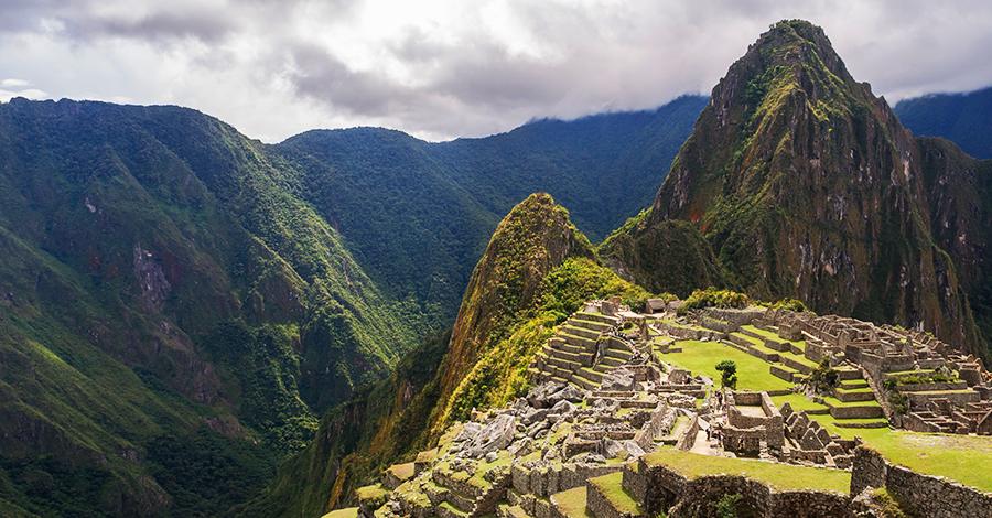 An image of Machu Picchu, Peru